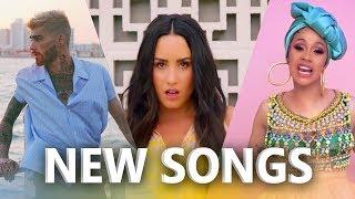 Top New Songs June 2018