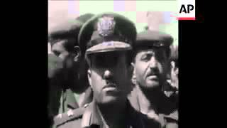 تشييع الرئيس المغدور الحمدي بحضور الرئيس سالمين