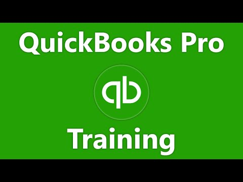QuickBooks Pro 2017 Tutorial Reconciling and Paying Credit Cards Intuit Training