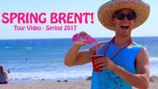 Brent Pella - Tour Video Spring 2017