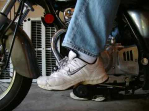 How To Ride A Motorcycle - Shifting Gears