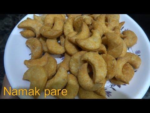 Khasta  namak pare,how to make nimki(namak pare,mathri) at home in hindi.