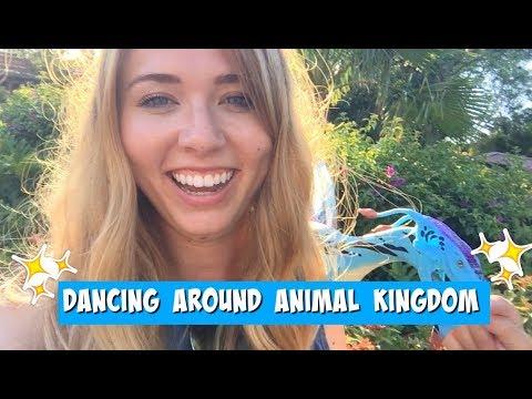Dancing Around Animal Kingdom | Ever After Take Two