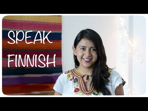 SPEAK FINNISH: A Survival guide for TRAVELING!