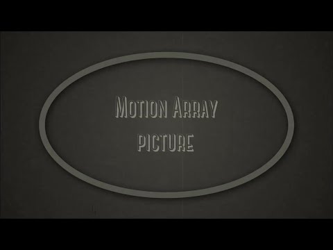 Old Film Titles After Effects Templates