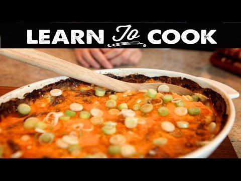 Learn To Cook: How To Make Potatoes Au Gratin