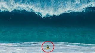 How To Survive the Wave Impact Zone! (Hawaiian Shorebreak)