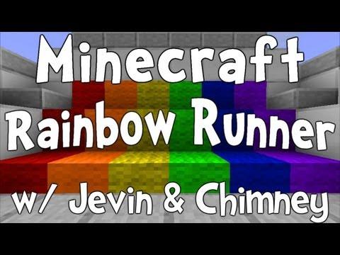 Minecraft - Rainbow Runner