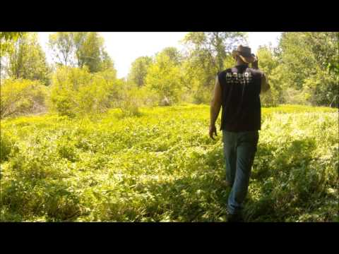 home made atv plow for deer food plots