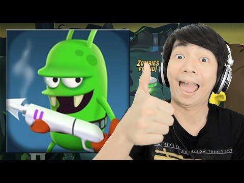 Zombie Juice - Zombie Catchers - Ipad Gameplay