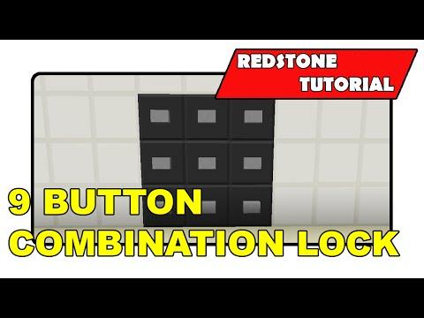 9 Button Combination Lock [Unlimited]