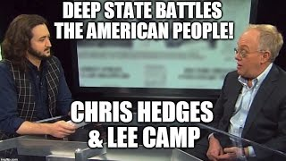 [44] Chris Hedges & Writer for The Daily Show J.R. Havlan!