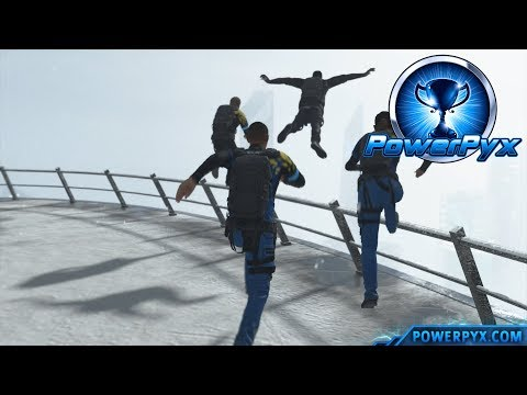 Detroit Become Human - WHEN A PLAN COMES TOGETHER Trophy Guide (No Alarms in Broadcast Tower)