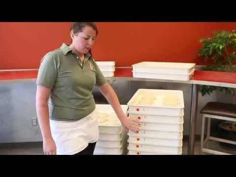 Pizza Dough Management
