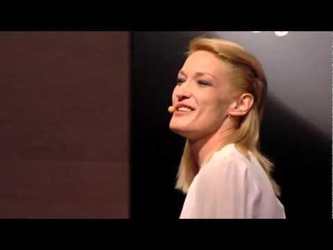 Dancing Through the Dark: Sylvia CAMARDA at TEDxLuxembourgCity