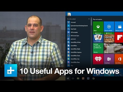 10 incredibly useful Windows apps you'll be mad you're not already using