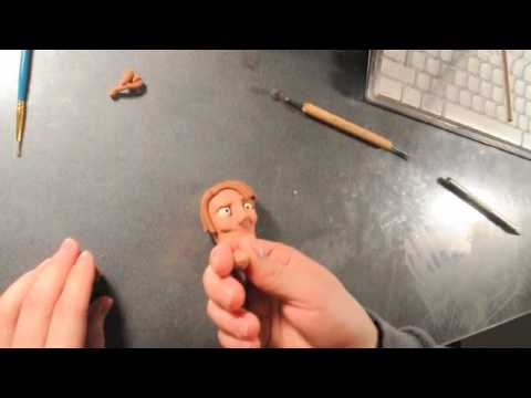 How to make a Claymation: Heads (Part Three)