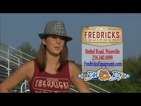 Fredricks Equipment 2012 Bad Boy Mower Commercial