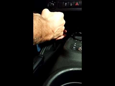 2014 Jeep JK Transfer Case Knob Removal