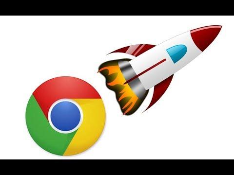 How to make Google Chrome Faster