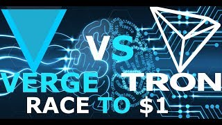 Verge XVG $ 5 Comeback - Twitter Hack and Price Prediction 2