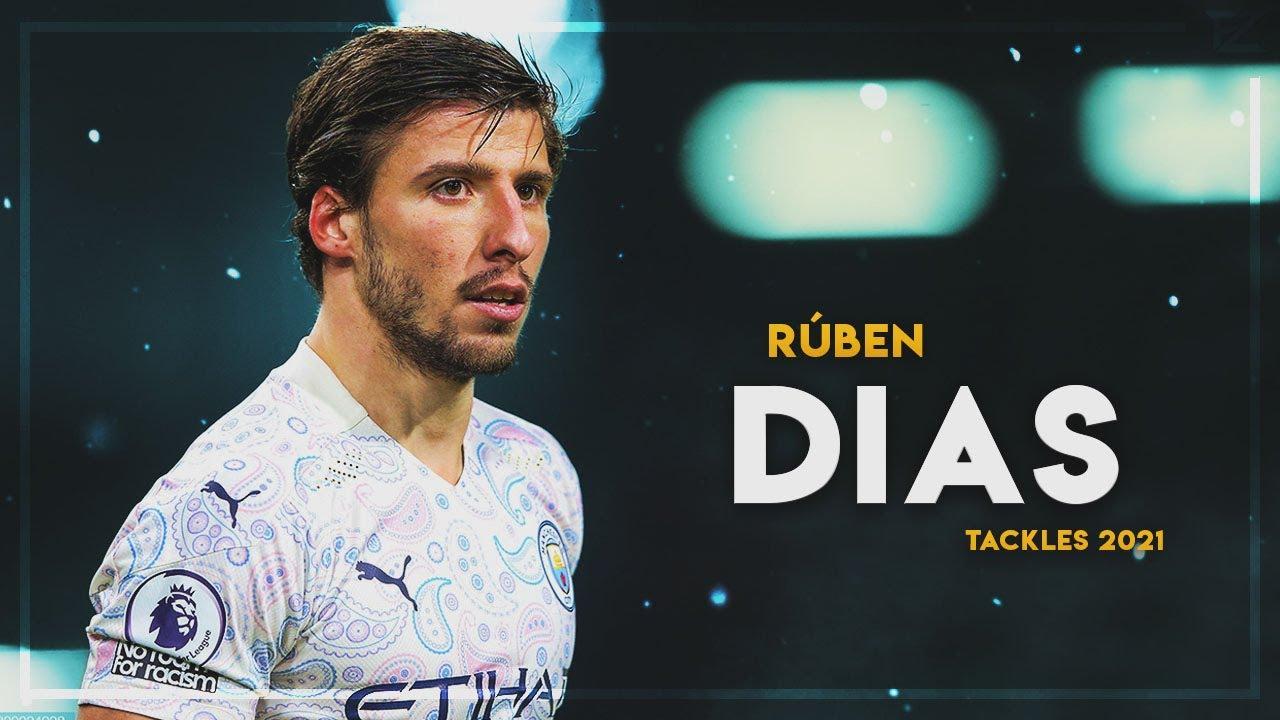 Rúben Dias Destroying everyone in 2020/21 | HD