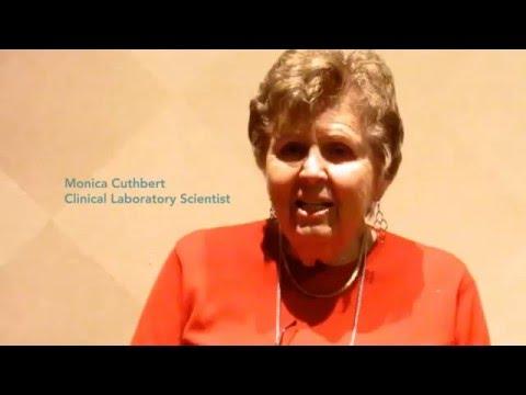 Lab Testing Saved My Husband's Life - Monica Cuthbert   Lab Testing Matters