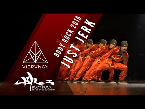 [1st Place] Just Jerk | Body Rock 2016 [@VIBRVNCY Front Row 4K] @justjerkcrew #bodyrock2016