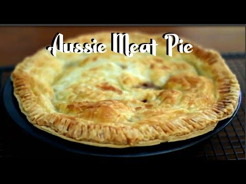Aussie Meat Pie Recipe