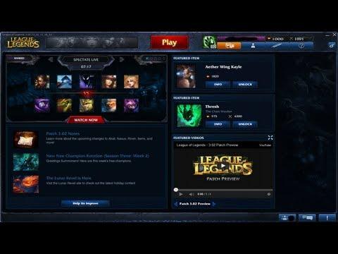 League Of Legends Free RP !! EU Nordic & East !!