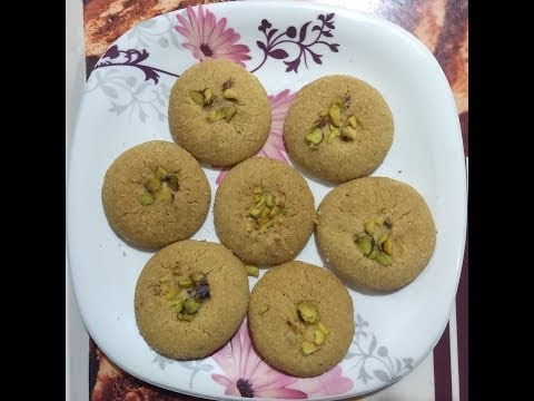 Naan Khatai / Cookies ( Microwave Oven) recipe