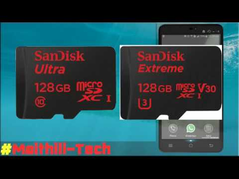 मैथिलि    SD Memory Card Explained With Prices, Size, Speed