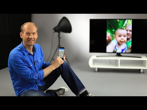 Samsung TV K-Serie - Smart TV & Smart View App