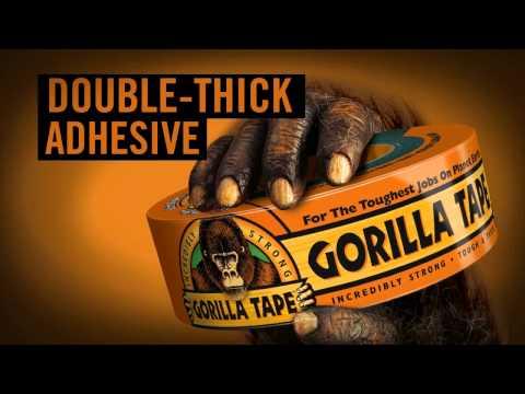 Gorilla Tape Product Video