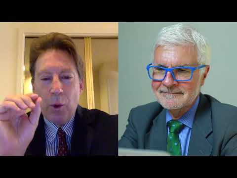 Dr. Steven Gundry interviews Dr. Dale Bredesen about