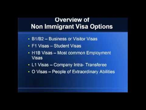 Mauritius to USA - Options for Mauritians to move to the United States