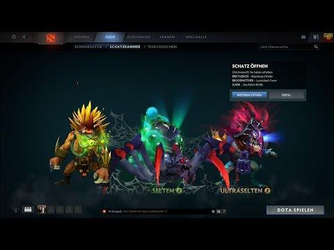Bug's ULTRA RARE Treasure Dota 2
