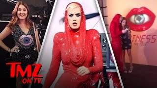 Katy Perry Loses It Over A Fans Outfit | TMZ TV