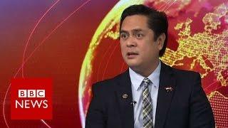 Duterte killings claim