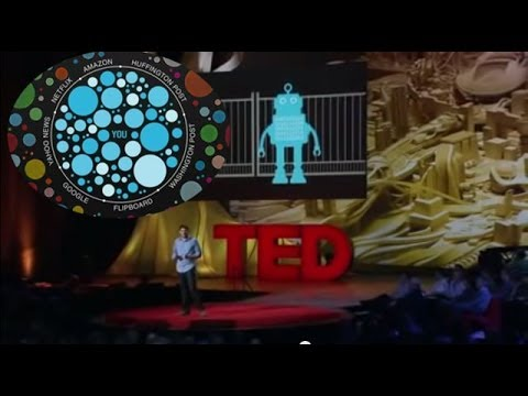 TED Talks - What FACEBOOK And GOOGLE Are Hiding From The World - The Filter Bubble