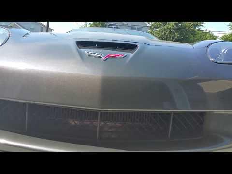 How to Install Front Fascia / Bumper Cover C6 Corvette. Boosted C6 Corvette build. Part 48