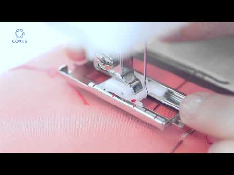 Learn How To Machine Sew Button Holes