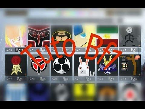 Tuto emblème Battlefield 1 depuis Android