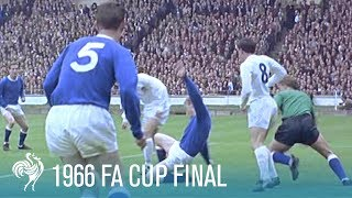 1966 FA Cup Final: Everton vs Sheffield Wednesday | British Pathé