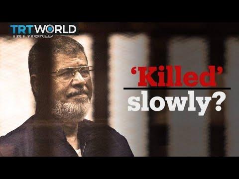 Xxx Mp4 The Slow Death Of Egypt's Mohamed Morsi 3gp Sex