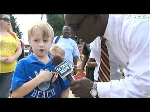 School Bus Bullies Target Boy With Hearing Aids