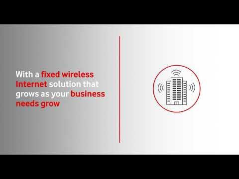 Vodacom Business: Wi-Fi