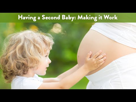 Having a Second Baby: Making it Work | CloudMom