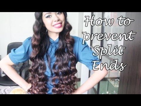 HairTalk series 6: How to Prevent Split Ends