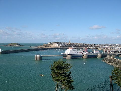 Places to see in ( Saint Malo - France ) Condor Ferries